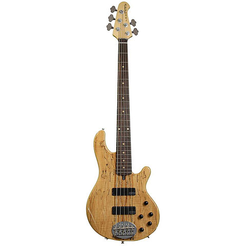Lakland Skyline 5501 Deluxe Spalted LRL « Bajo eléctrico