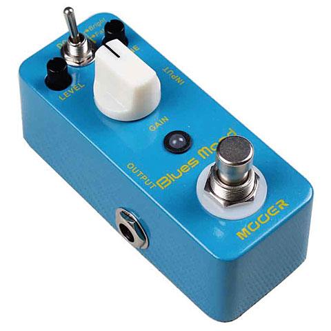 Pedal guitarra eléctrica Mooer Blues Mood