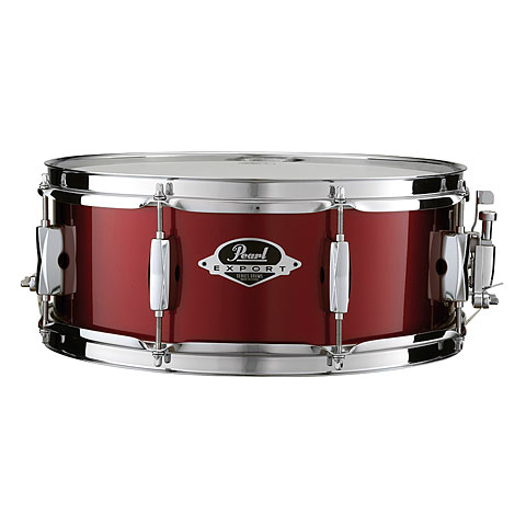 Pearl Export 14  x 5,5  Red Wine Snare