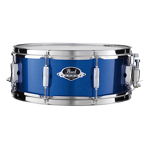 Pearl Export 14  x 5,5  Blue Sparkle Snare