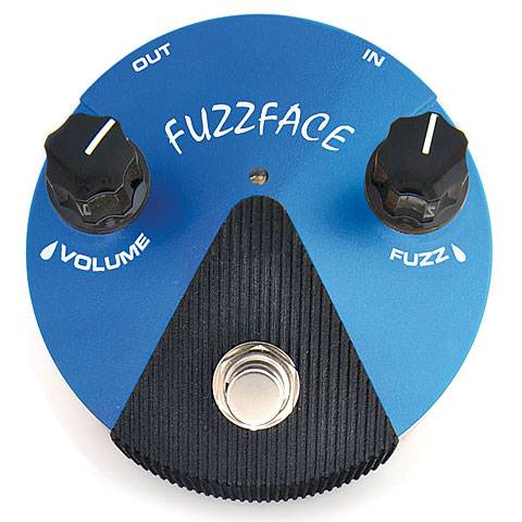 Dunlop FFM1 Fuzz Face Mini Silicon