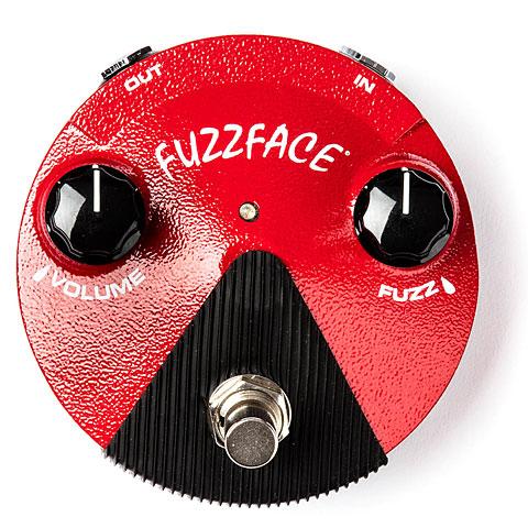 Pedal guitarra eléctrica Dunlop FFM2 Fuzz Face Mini Germanium