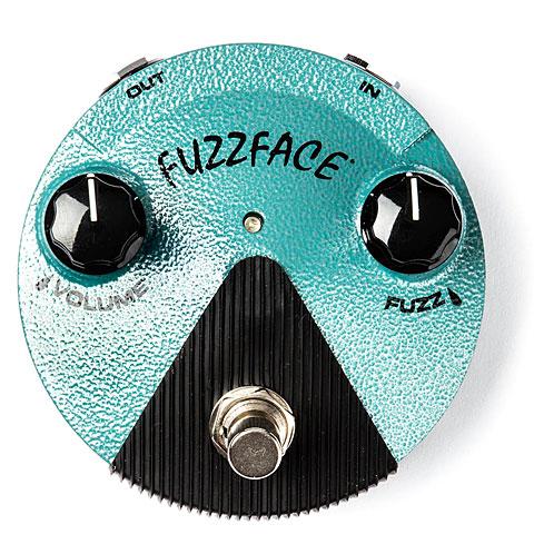 Effektgerät E-Gitarre Dunlop FFM3 Fuzz Face Mini Jimi Hendrix