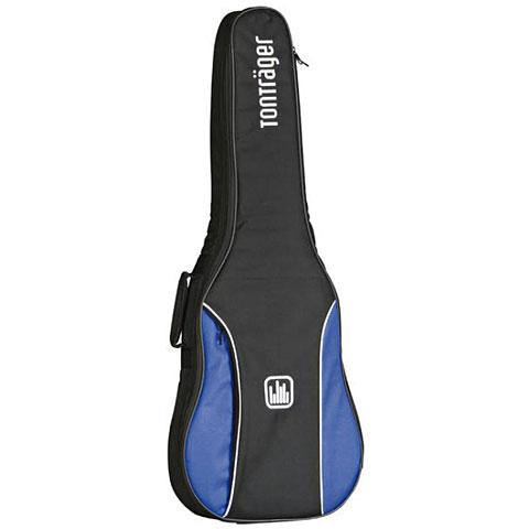Funda guitarra clásica Tonträger 3/4 BL/BK