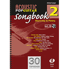 Dux Acoustic Pop Guitar Songbook 2 « Libro de partituras