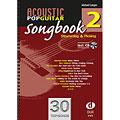 Libro de partituras Dux Acoustic Pop Guitar Songbook 2