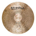 """Cymbale Ride Istanbul Mehmet Legend Dark 22"""" Ride, Cymbales, Batterie/Percussions"""