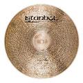 """Ride-Cymbal Istanbul Mehmet Legend Dark 22"""" Ride"""