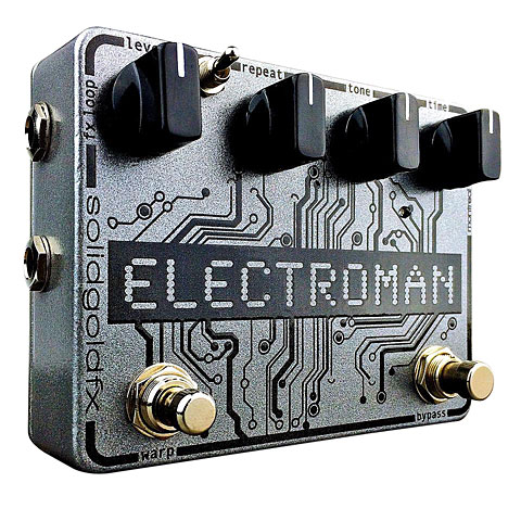 SolidGoldFX Electro Man