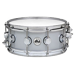 "DW Collector´s Aluminium 14"" x 6,5"" Thin « Snare Drum"