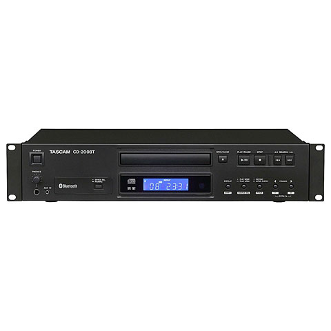 Tascam CD-200BT Bluetooth CD-Player