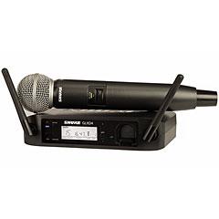 Shure GLXD24E/SM58-Z2 « Micrófono inalámbrico