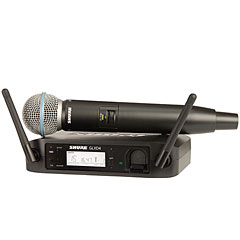 Shure GLXD24E/B58-Z2 « Wireless Systems