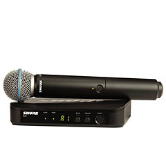 Shure BLX24E/B58-S8 « Wireless Systems