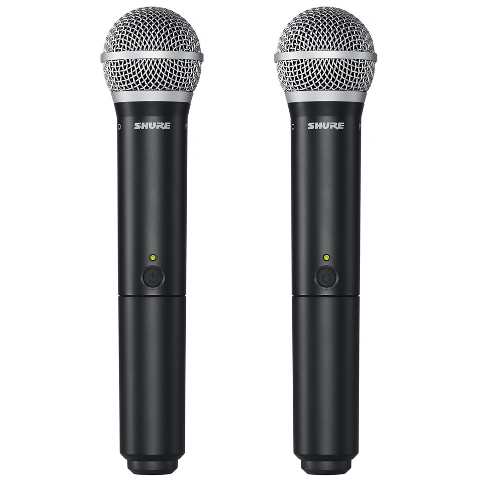 shure blx288e pg58 s8 wireless systems. Black Bedroom Furniture Sets. Home Design Ideas