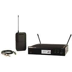 Shure BLX14RE-S8 « Guitar Wireless Systems