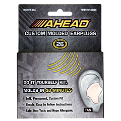 AHead ACME Custom Molded Earplugs « Protección para oidos