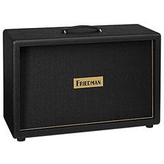 """Friedman 2x12"""" BLK « Guitar Cabinet"""