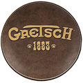 """Artículos de regalo Gretsch Guitars Bar Stool Logo 1883 24"""""""