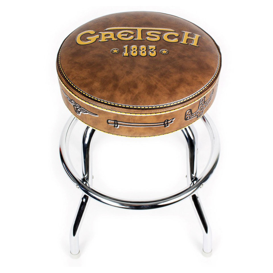 Gretsch Guitars Bar Stool Logo 1883 24 Quot 171 Gifts