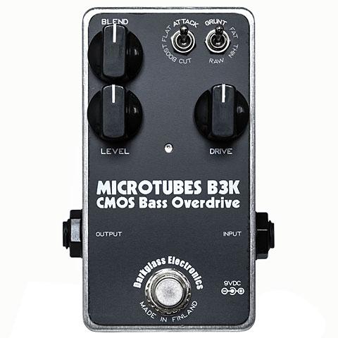 Darkglass Microtubes B3K CMOS Bass Overdrive