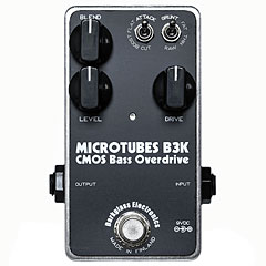 Darkglass Microtubes B3K CMOS Bass Overdrive « Bass Guitar Effect