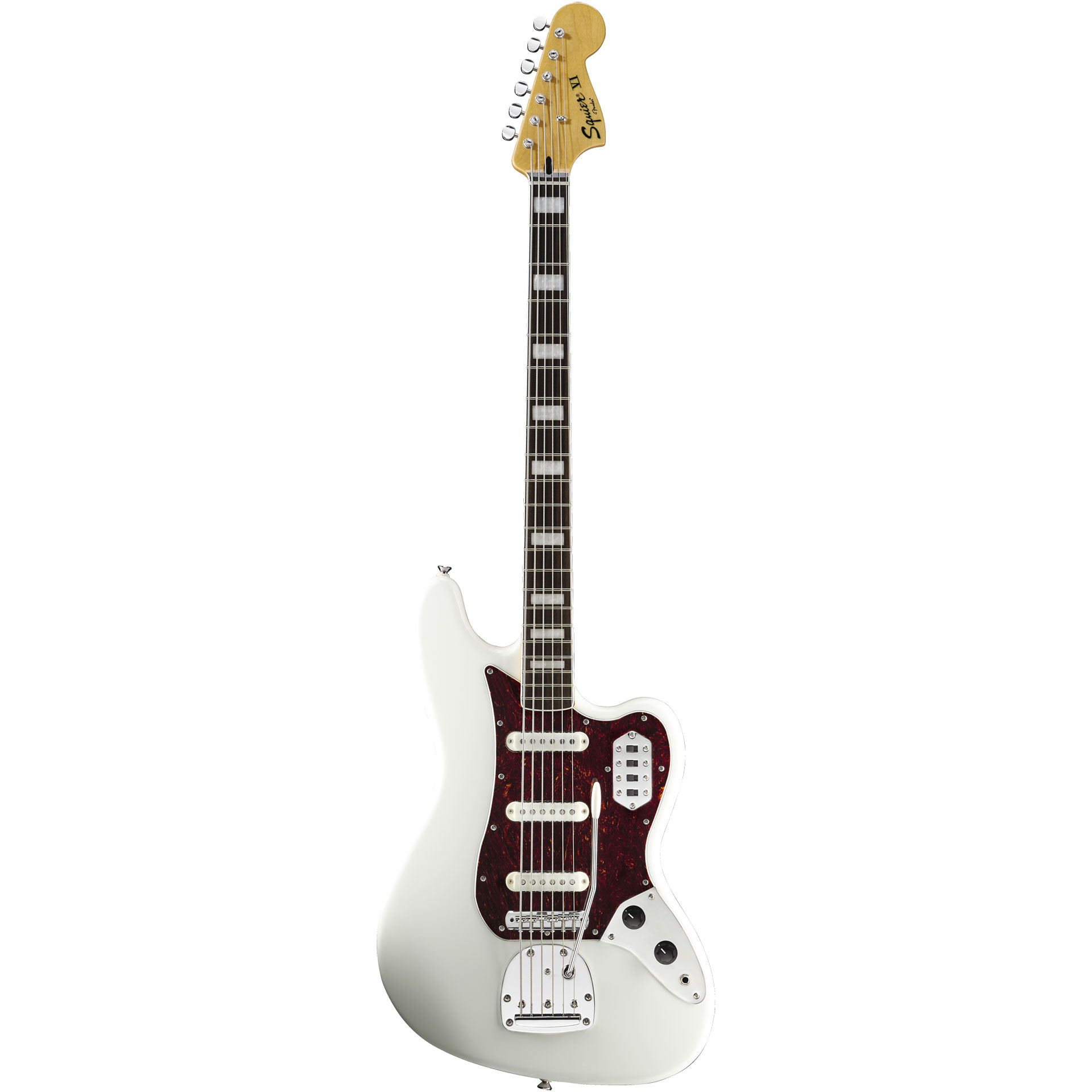 squier vintage modified bass vi ow electric bass guitar. Black Bedroom Furniture Sets. Home Design Ideas