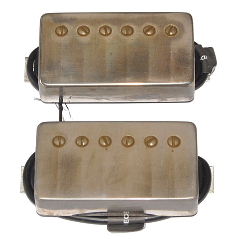 Pickup E-Gitarre Bare Knuckle The Mule Covered Set