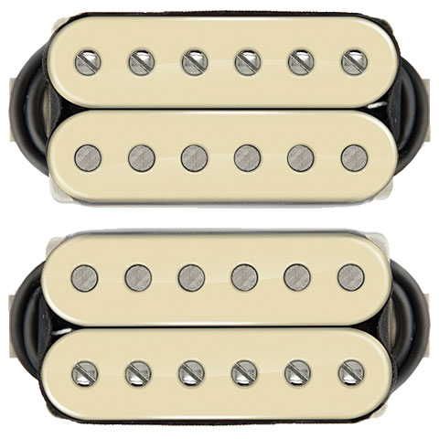Pickup E-Gitarre Bare Knuckle The Mule Open Set