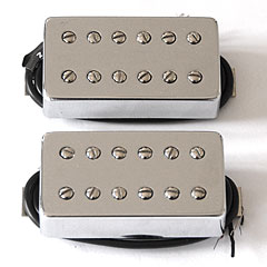 Bare Knuckle Aftermath Covered Set Chrome Cover « Pickup E-Gitarre