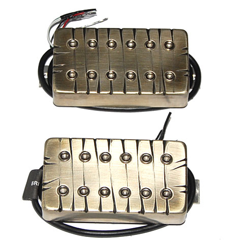 Pickup electr. gitaar Bare Knuckle Aftermath Covered Set