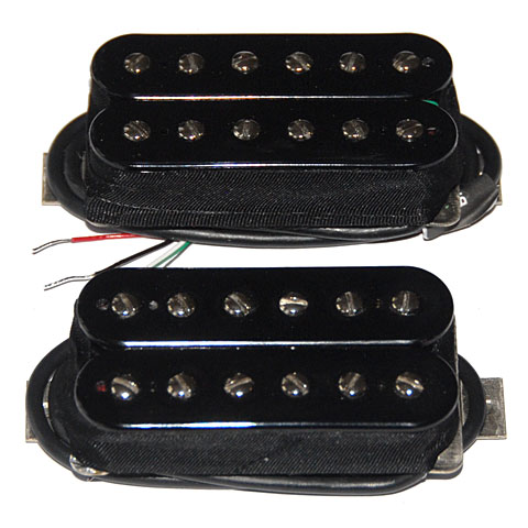 Pickup E-Gitarre Bare Knuckle Aftermath Open Set