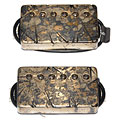 Electric Guitar Pickup Bare Knuckle Nailbomb Covered Set