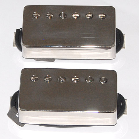 Micro guitare électrique Bare Knuckle Nailbomb Covered Set