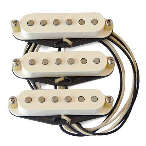 Micro guitare électrique Bare Knuckle Apache Set