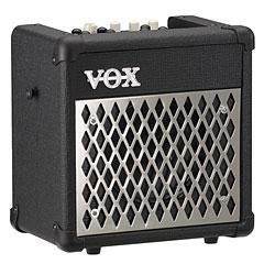 VOX Mini5 Rhythm BK « Ampli guitare, combo