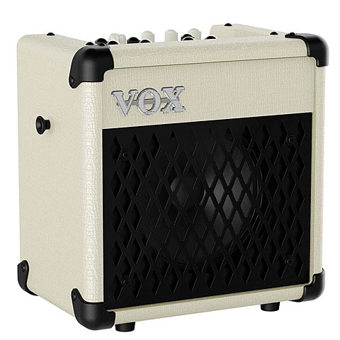 VOX Mini5 Rhythm White