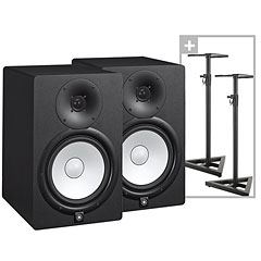 Yamaha HS8 Stand Bundle « Enceintes actives