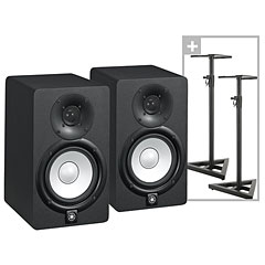 Yamaha HS5 Stand Bundle « Active Monitor