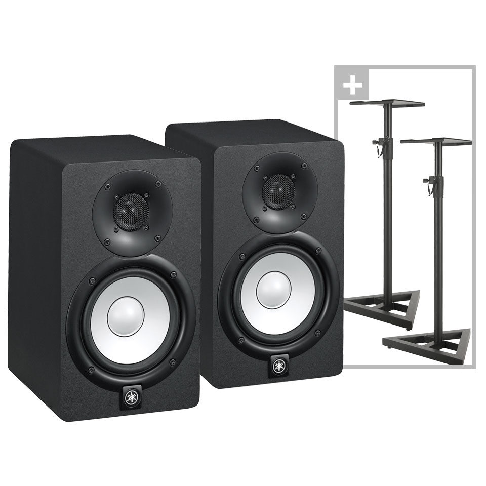 Yamaha hs5 stand bundle active monitor for Yamaha hs5 speaker stands