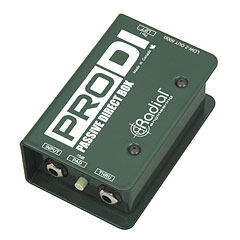 Radial ProDI « DI-Box/splitter