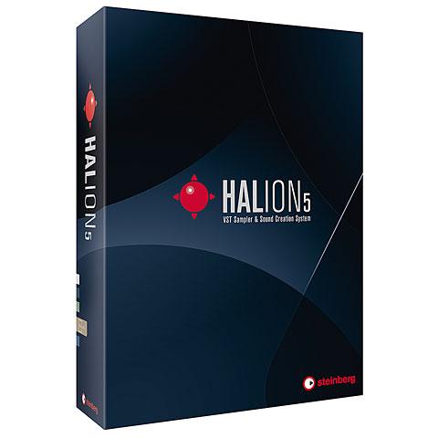 Steinberg Halion 5 EDU GB/D/F