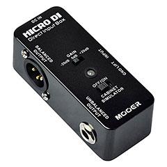 Mooer Micro DI « Effets pour guitare électrique