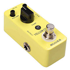 Mooer Yellow Comp « Effectpedaal Gitaar