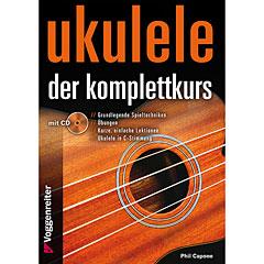 Voggenreiter Ukulele - Der Komplettkurs