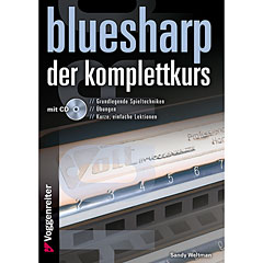 Voggenreiter Blues Harp - Der Komplettkurs « Instructional Book