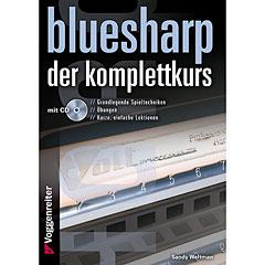 Voggenreiter Bluesharp - Der Komplettkurs « Lehrbuch