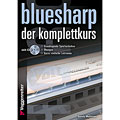 Instructional Book Voggenreiter Blues Harp - Der Komplettkurs
