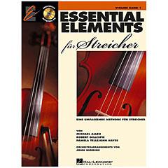 De Haske Essential Elements für Streicher -  für Violine « Manuel pédagogique