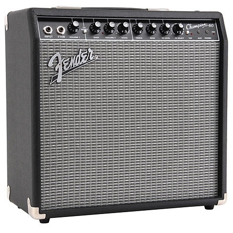 Guitar Amp Fender Champion 40